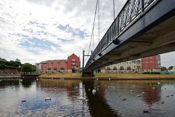 Exeter - Cricklepit Bridge