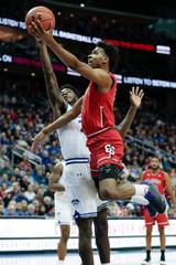 NCAA Basketball: St. John at Seton Hall