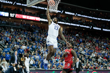 NCAA Basketball: St. John at Seton Hall
