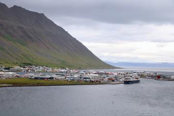 Isafjördur Westfjords Island