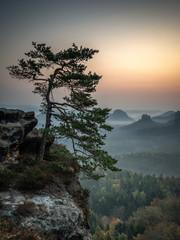 close to sunrise - kurz vor Sonnenaufgang