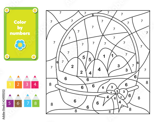 Pictures to color eggs
