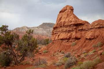 Sandstone Bluff, Southern Utah
