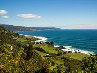Chile Coastline