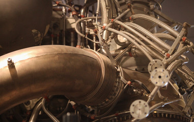 Pipes and tubes of a Jet engine