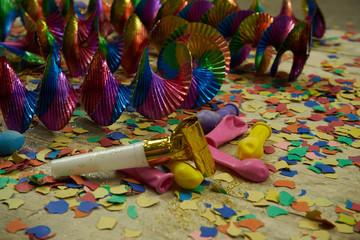 Silvester Karneval Feier