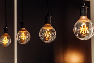 Dekorative Glühlampen