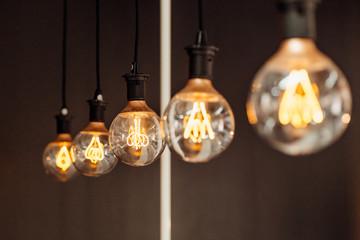 Glühlampen - Glühbirnen