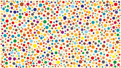 Abstract dotted background Geometric grid background Bubble pattern