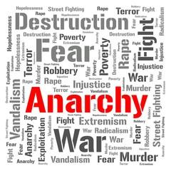Word Cloud: Anarchy