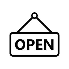 Open closed icon