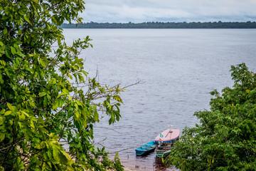 Cities of Brazil - Novo Airao, Amazonas - Anavilhanas National Park