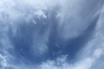 プーケットの空と雲