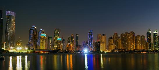 Dubai Marina Cityscape architecture