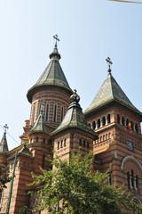 Timisoara; Temeschwar; Banat; Metropolitenkathedrale; rumänisch-orthodox