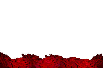 Red roses overlays. Well suited for weddings, birthdays, Christmas and more.