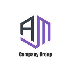 Initial Letter Company Design Logo