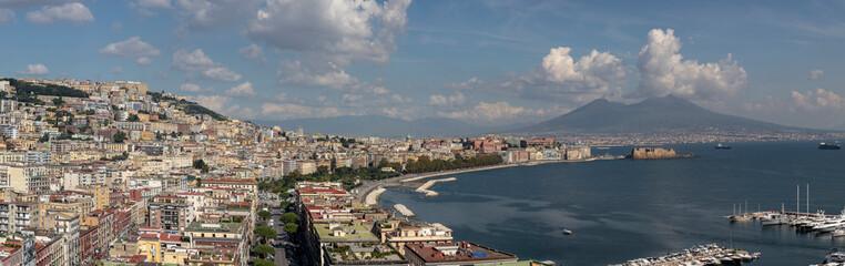 Bay of Naples panorama