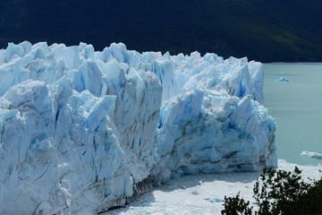 Perito Moreno Glacier in Patagonia Argentina