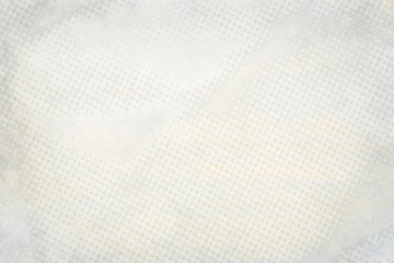Light texture background of spots halftone