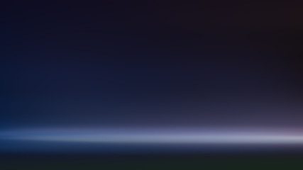 Abstract background  purple light trails rising from the horizon