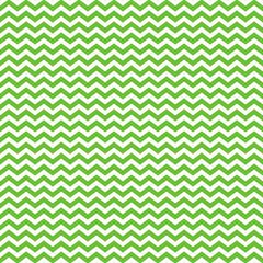 Chevron Seamless Pattern - Small lime green and white chevron or zig zag pattern