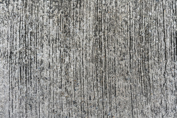 Scratched outdoor concrete road floor texture. Perfect for background.