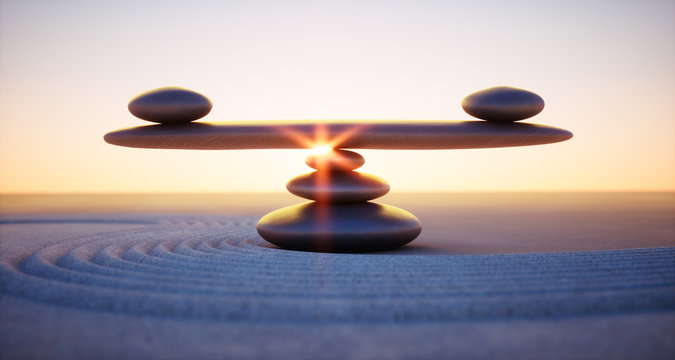 Balance - Mediation - Ruhe