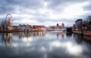 Gdańsk, Wyspa Ołowianka