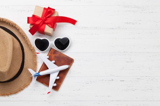 Valentines day travel
