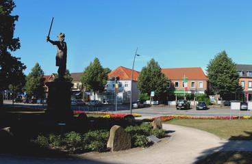 Bad Bramstedt - Wahrzeichen Roland
