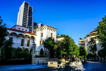 Beirut Multi Level Villas Apartments