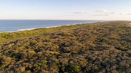 Guana Preserve aerial in Florida