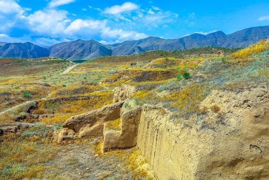 Asghabat Parthian Old Nisa 13