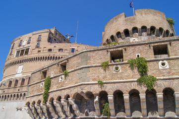 ローマ アンジェロ城