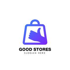 good stores logo design. best shop logo icon design