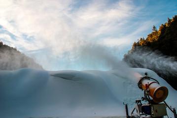 Cannoni per la neve artificiale