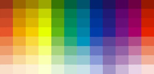 bandes chromatiques