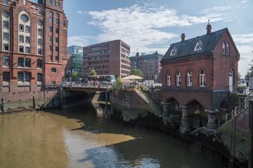 Germany, Hamburg, Speicherstadt, Fleetschloesschen