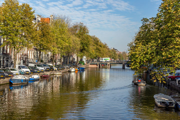 Amsterdam City Canals