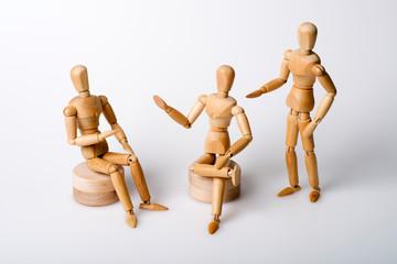 Gespräch, Meeting, Therapie