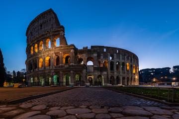 Tuinposter Oude gebouw Rom