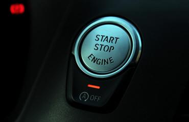 Start stop button engine car
