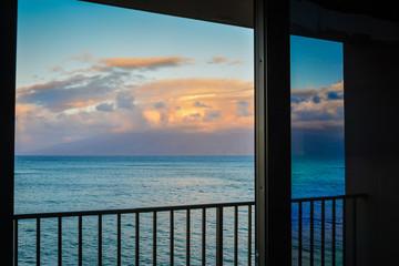 Kahana Beach, Maui, Hawaiian Islands