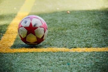 Fussball auf Kunstrasen