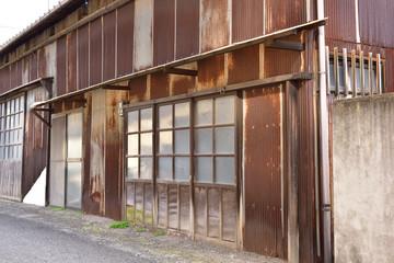 日本の古い建物