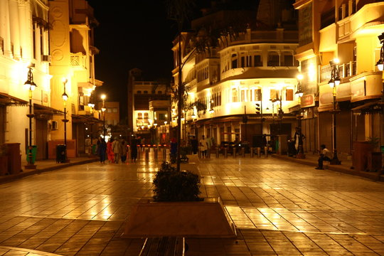 STREET OF AMRITSAR PUNJAB