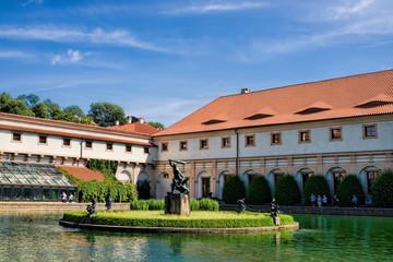Prag, Wallenstein- Garten