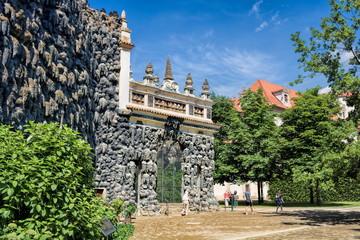 Prag, Wallenstein-Garten