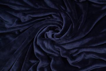 Fleece fabric WellSoft plum